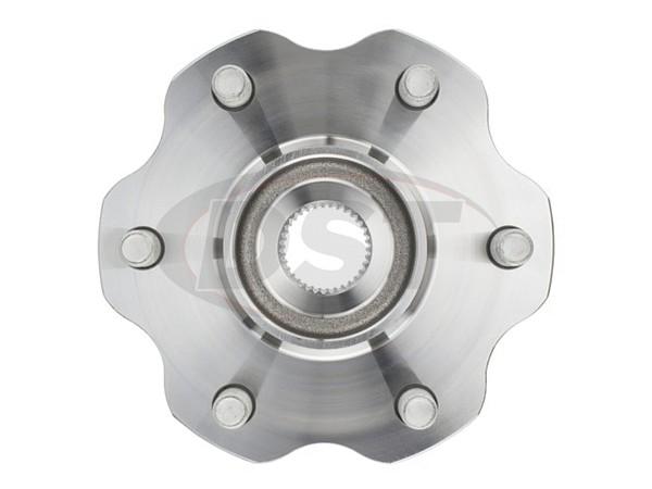 moog-541016 Rear Wheel Bearing and Hub Assembly