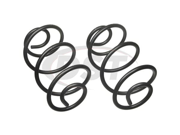 moog-5413 Rear Coil Springs - Pair