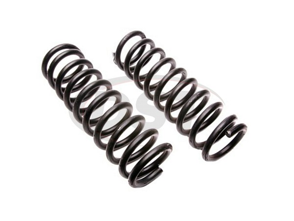 MOOG-5612 Front Coil Springs - Pair