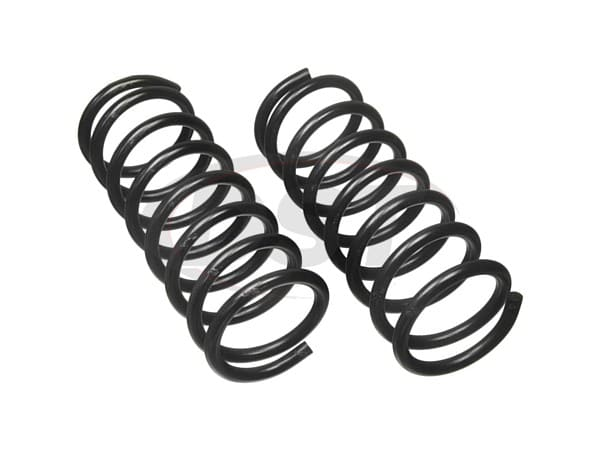 moog-5711 Rear Coil Springs - Pair