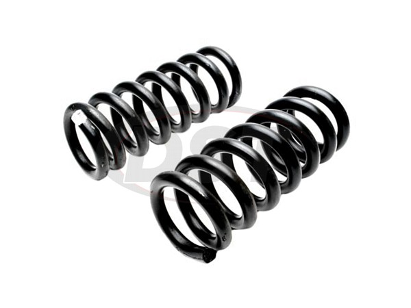 MOOG-5716 Front Coil Springs - Pair