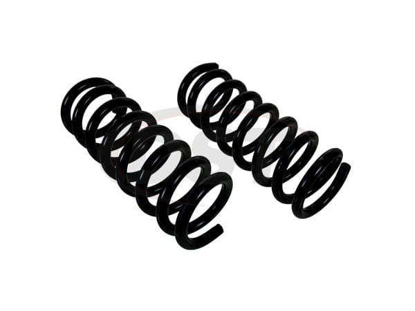moog-60150 Front Coil Springs - Pair