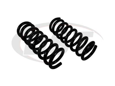 Moog Front Coil Springs and Struts for Silverado 1500, Silverado 1500 Classic, Tahoe, Sierra 1500, Sierra 1500 Classic, Yukon