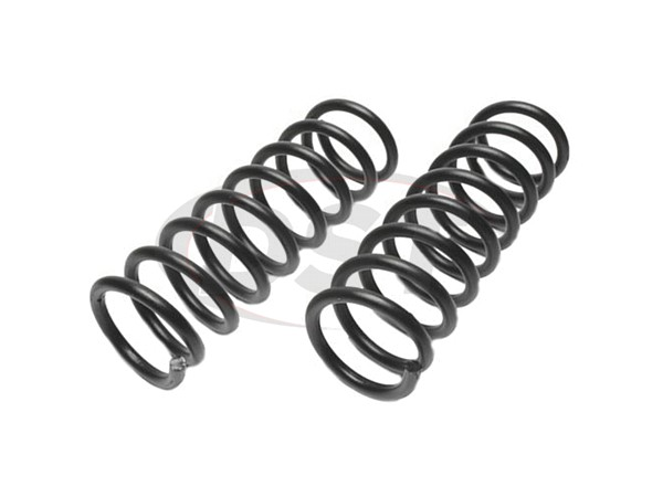 MOOG-6080 Front Coil Springs - Pair