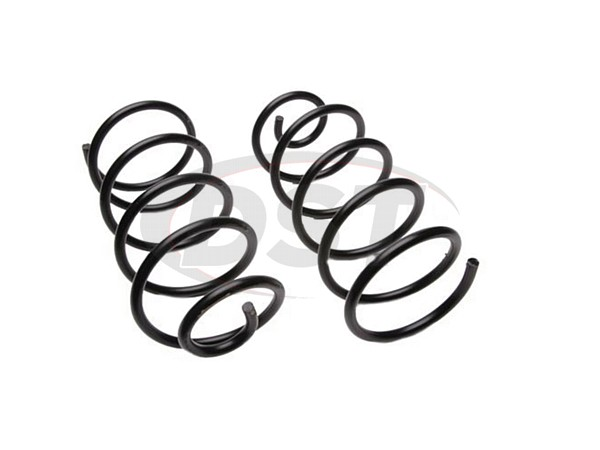 moog-6197 Rear Coil Springs - Pair
