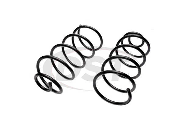 MOOG-6201 Rear Coil Springs - Pair