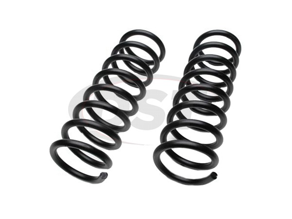 MOOG-6246 Front Coil Springs - Pair