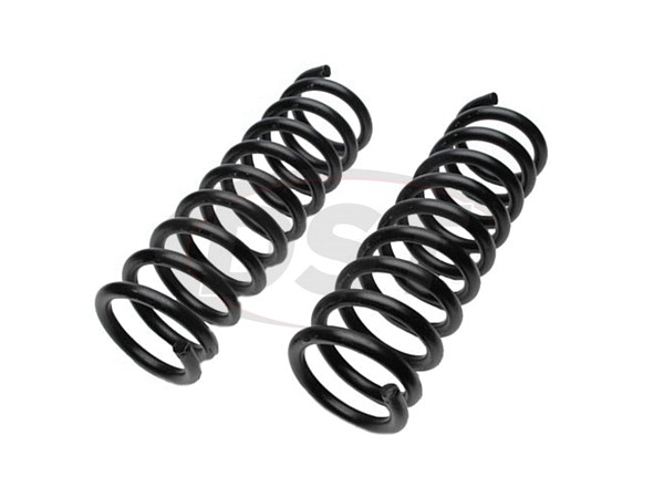 MOOG-6304 Front Coil Springs - Pair