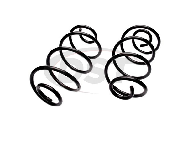 MOOG-6319 Rear Coil Springs - Pair