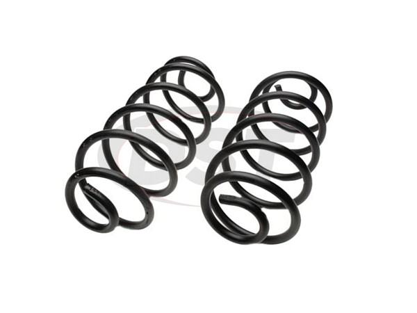 MOOG-6363 Rear Coil Springs - Pair