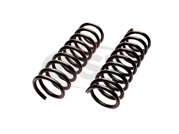 MOOG-6556 Front Coil Springs - Pair