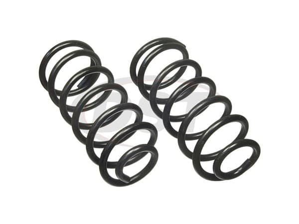 moog 7359 rear coil springs pair made by moog 1985 Plymouth Turismo moog 7359 rear coil springs pair