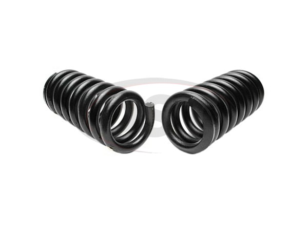 MOOG-7396 Front Coil Springs - Pair