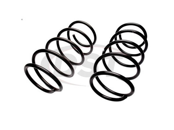 MOOG-7478 Front Coil Springs - Pair