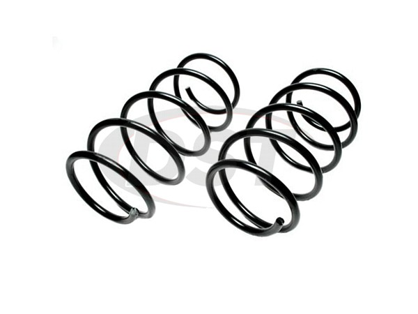 MOOG-7512 Front Coil Springs - Pair
