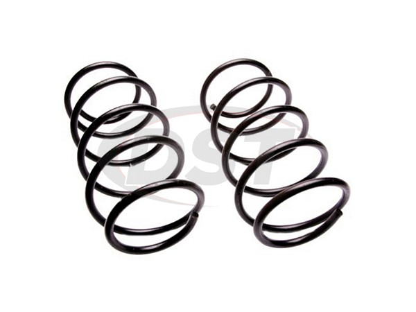 MOOG-7536 Front Coil Springs - Pair