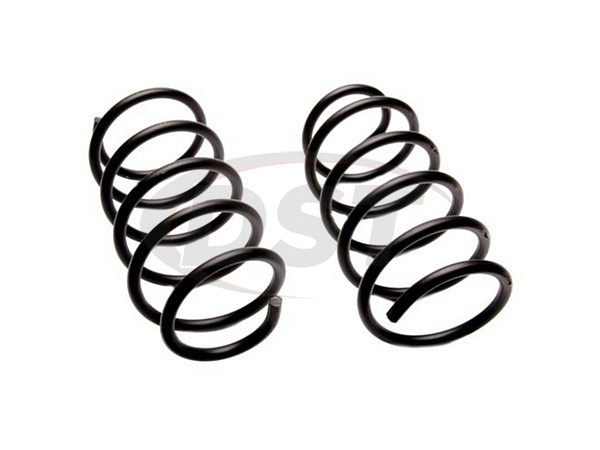 MOOG-7538 Front Coil Springs - Pair