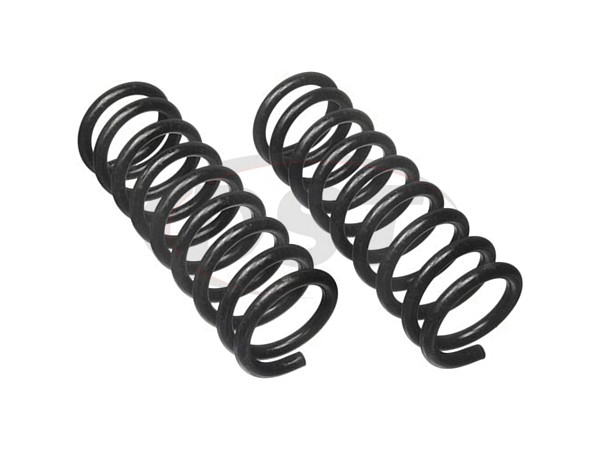 MOOG-80093 Rear Coil Springs - Pair