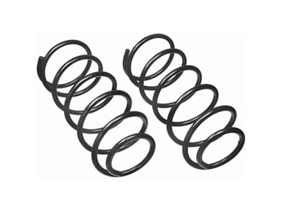 Moog Front Coil Springs and Struts for Contour, Mystique