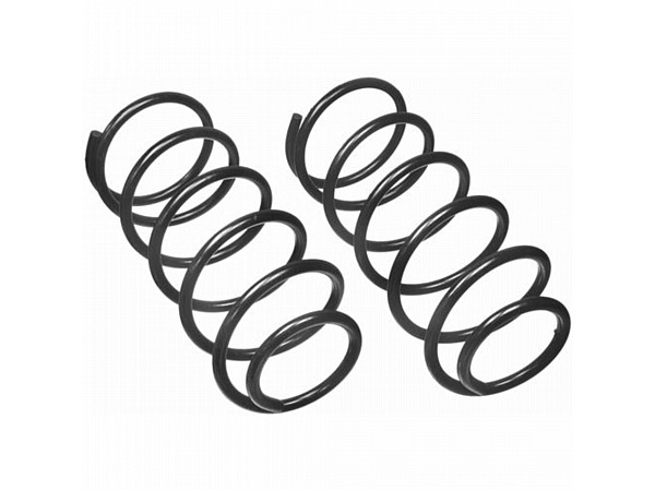 MOOG-80096 Front Coil Springs - Pair