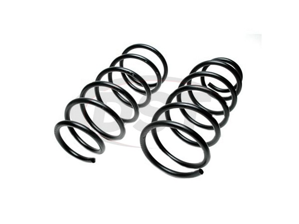 MOOG-80102 Front Coil Springs - Pair