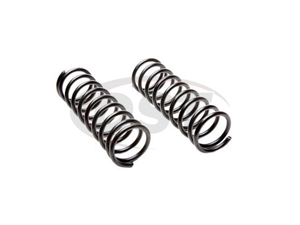 MOOG-80135 Rear Coil Springs - Pair