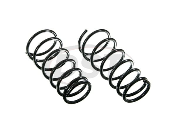 moog-80657 Rear Coil Springs - Pair