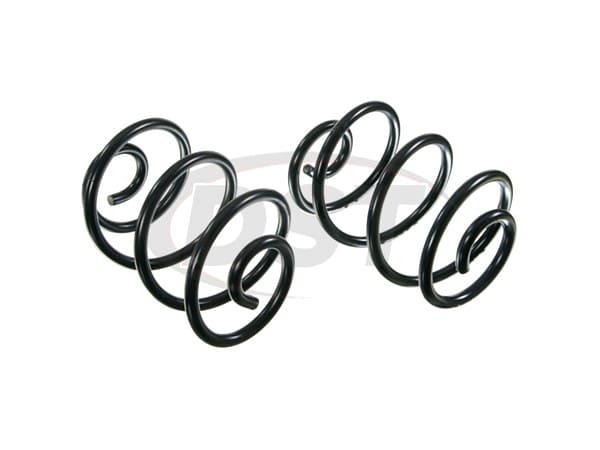 moog-80659 Rear Coil Springs - Pair