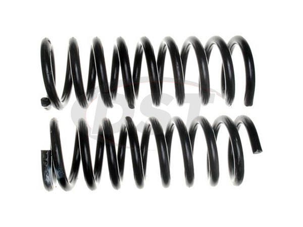 Moog-80906 Front Coil Springs - Pair