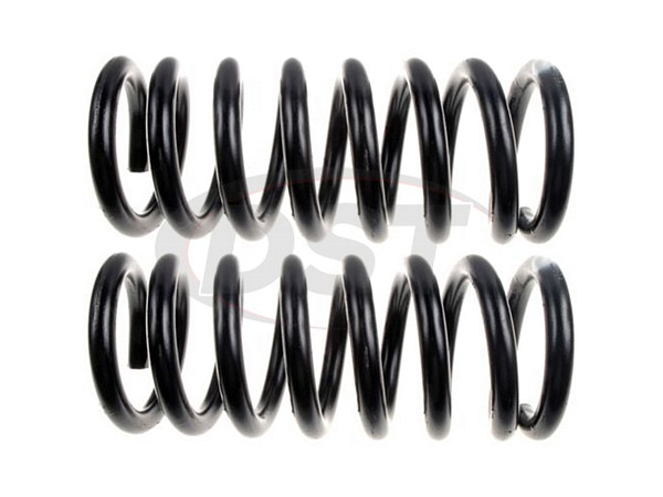 Moog-80908 Front Coil Springs - Pair