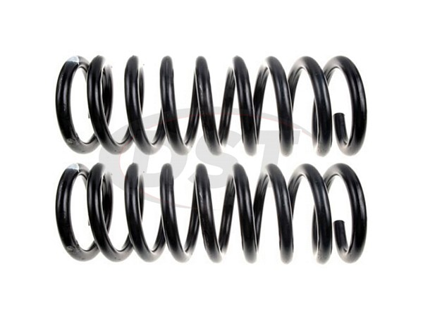 Moog-80912 Front Coil Springs - Pair