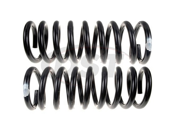 Moog-80914 Front Coil Springs - Pair