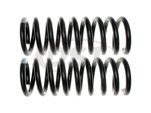 Moog-80916 Front Coil Springs - Pair