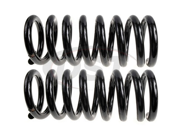 Moog-80996 Front Coil Springs - Pair