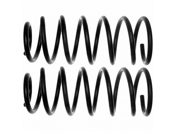 Moog-81002 Front Coil Springs - Pair