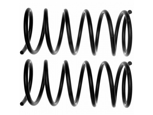 Moog-81016 Front Coil Springs - Pair
