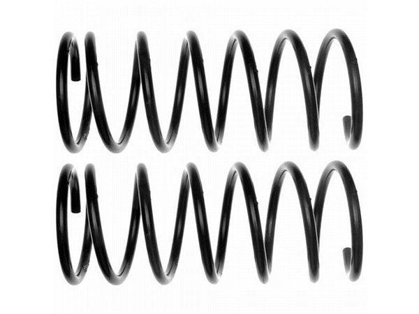 Moog-81018 Front Coil Springs - Pair