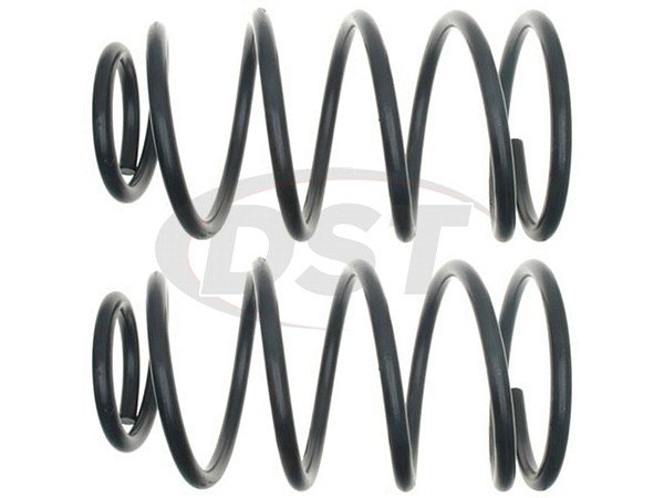 Moog-81038 Front Coil Springs - Pair