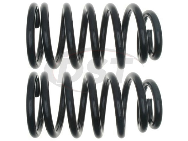 Moog-81064 Rear Coil Springs - Pair