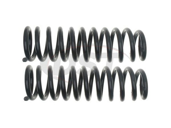 Moog-81068 Front Coil Springs - Pair