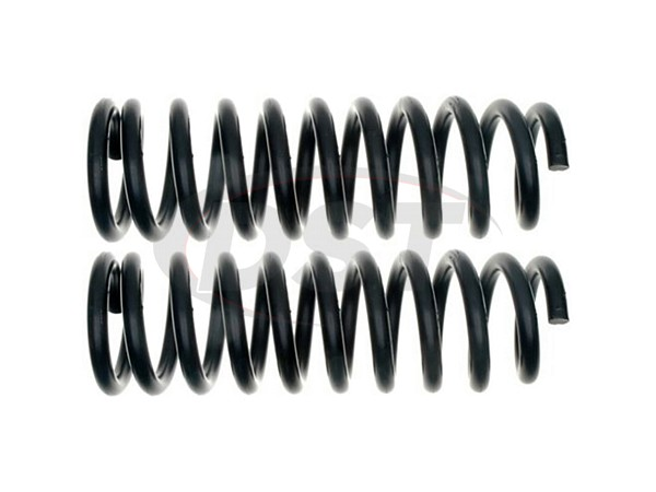 Moog-81070 Front Coil Springs - Pair