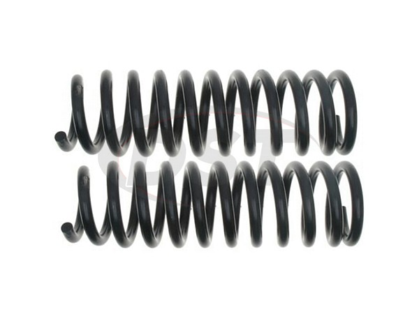 Moog-81072 Front Coil Springs - Pair