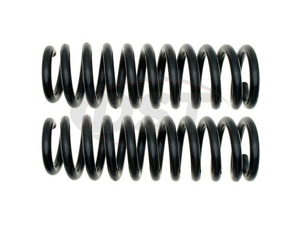 Moog-81080 Front Coil Springs - Pair