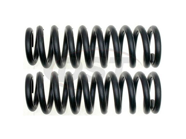 Moog-81088 Front Coil Springs - Pair