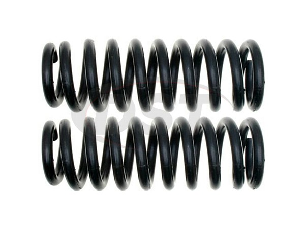 Moog-81092 Front Coil Springs - Pair