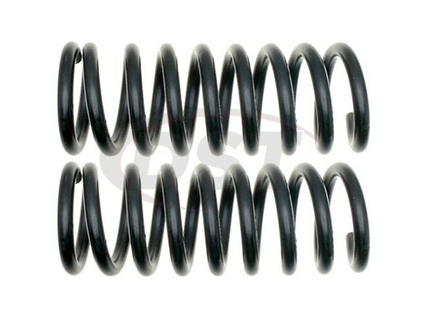 Moog-81096 Front Coil Springs - Pair