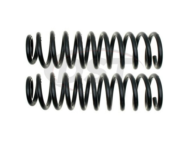 Moog-81098 Front Coil Springs - Pair