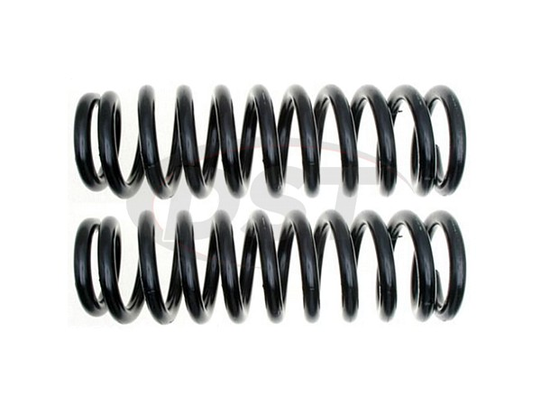 Moog-81100 Front Coil Springs - Pair