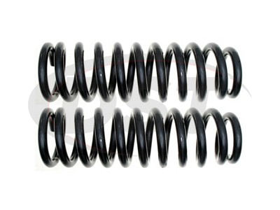 Front Coil Springs - Pair