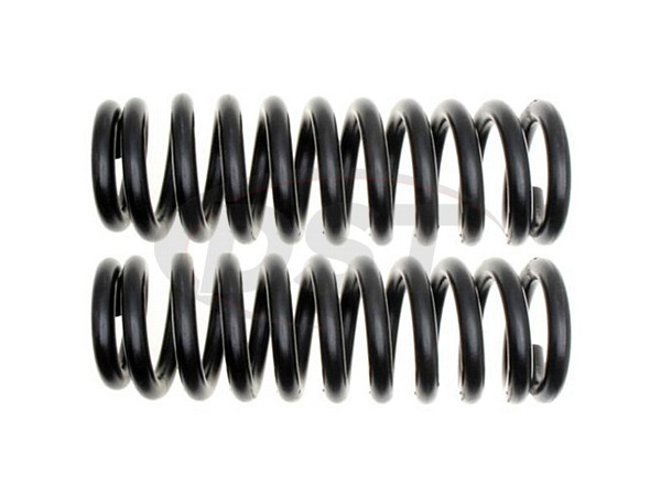 Moog-81108 Front Coil Springs - Pair